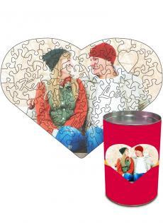 12x16 Valentine's Day Predesigned Puzzle