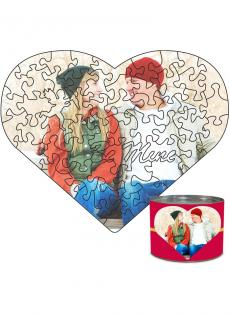 8x10 Valentine's Day Predesigned Puzzle