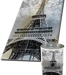 12x16 Jigsaw-Cut with 48 Pieces Custom Acrylic Puzzle